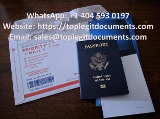 Buy Registered ID cards | Whatsapp: +1 404 593 0197