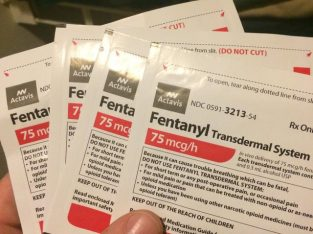 Buy Fentanyl (Transdermal patches) Online No Prescription