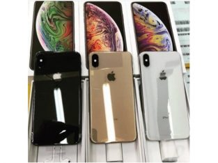 Apple iPhone XS $422 USD, XS Max $466 USD, X $333, Samsung S10 $375, Note 10 $500 USD,